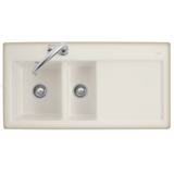 Villeroy & Boch Subway 60 XR Classicline Becken links, ohne Excenter