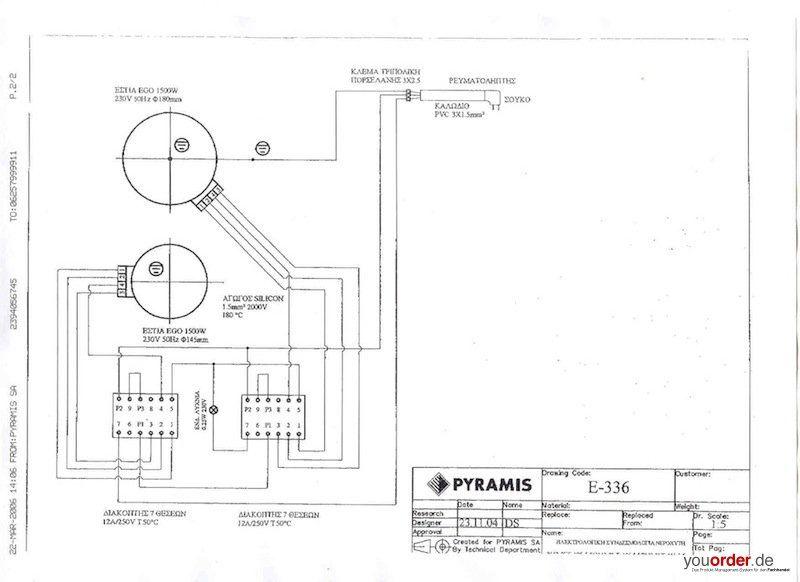 Berühmt Mini Kühlschrank Schaltplan Bilder - Der Schaltplan ...