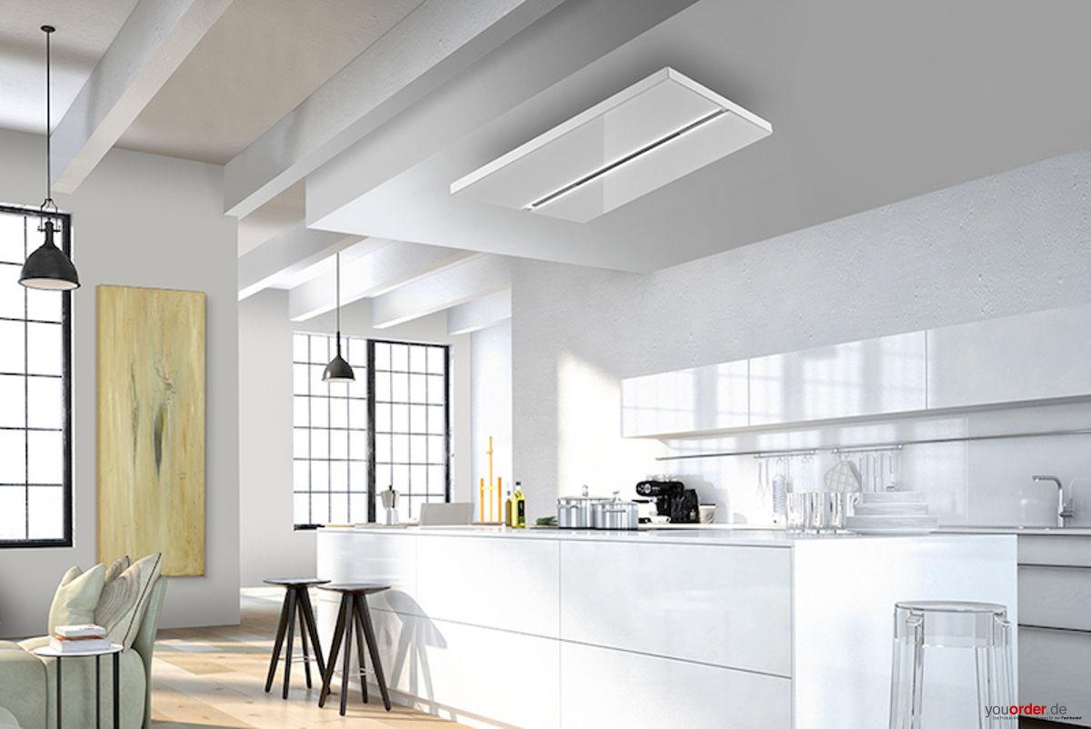 lucente 90 deckenl fter umlufthaube youorder der. Black Bedroom Furniture Sets. Home Design Ideas