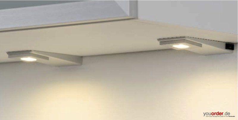 Unterbauleuchte LED QUADRAT Sets - youorder - der Partner zwischen ...