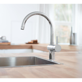 GROHE Minta I SUPERSTEEL