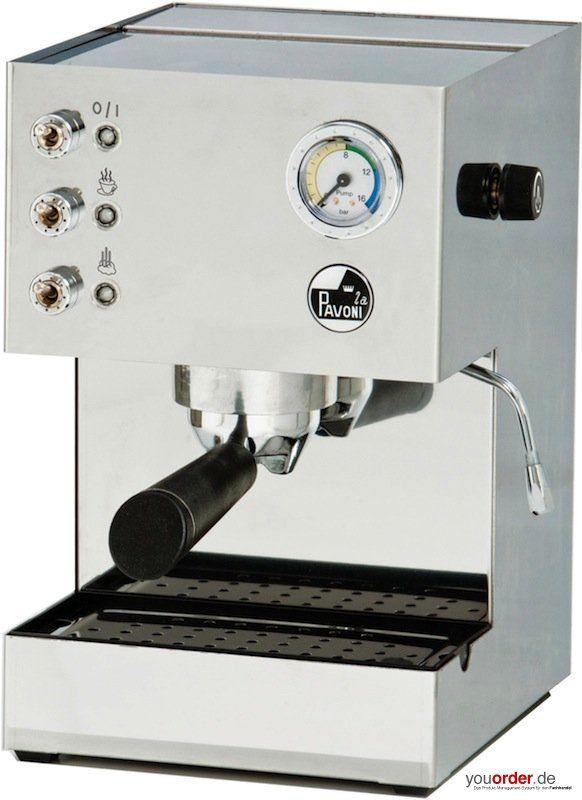 pavoni espressomaschine namme deine shoppingwelt. Black Bedroom Furniture Sets. Home Design Ideas