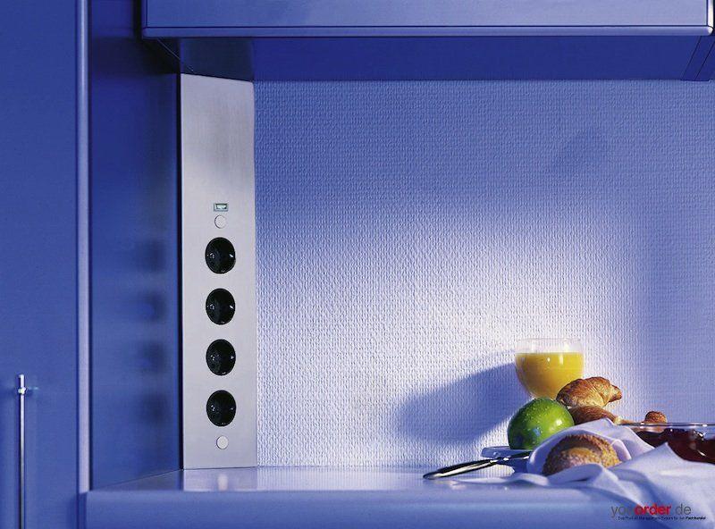 Eck-Steckdosenelement 4 Steckdosen mit USB Port - youorder - der ...