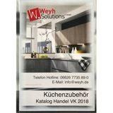 Weyh Solutions Gesamtkatalog / Verkaufshandbuch 2018