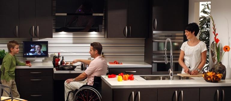 Küchen Barrierefrei Und Komfort