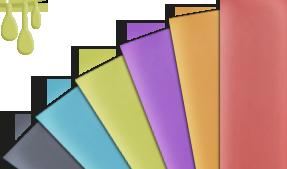 Farbmöglichkeiten